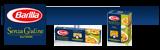 Barilla Glutenfritt : Barilla glutenfri pasta är ett resultat av en låg och intensiv period av en utveckling, vilken baseras på tre aspekter; valet av ingredienser, sammansättning av recept, samt själva produktionsprocessen. Resultatet är en produkt som har liknande egenskaper som pasta baserat på semolinamjöl som ger rätt al dente konsistens.