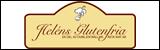 Heléns Glutenfria : Heléns Glutenfria finns på marknaden sedan 20 år och har under årens lopp blivit ett välkänt företag och ett väl inarbetat varumärke känt för sitt breda sortiment av smakrika glutenfria kvalitetsprodukter.  Allt bröd bakas för hand och från grunden i eget bageri. Med egna recept och noga utvalda råvaror framställer vi ett stort och spännande sortiment av smakrika och nyttiga glutenfria produkter.  Företaget startades i Örebro 1995 av Helén Karlsson som byggt upp och drivit verksamheten fram till sommaren 2015. Den 1 juli 2015 inleddes en ny era i verksamheten då Familjen Wallins Äkta Mat blev ny ägare.   Vi på Familjen Wallins kommer fortsätta verksamheten med bageri och butik i Örebro där vi med samma engagerade och kunniga personal som tidigare jobbar vidare med att hantverksmässigt och för hand framställa glutenfria smakrika kvalitetsprodukter.