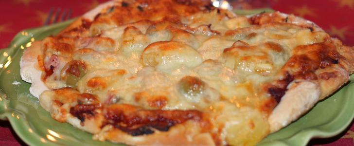 glutenfri pizza deg