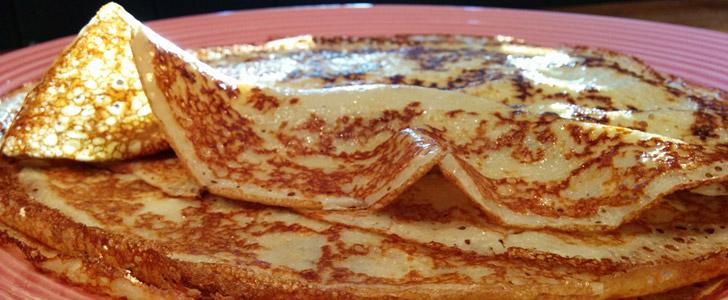 gluten och laktosfria pannkakor
